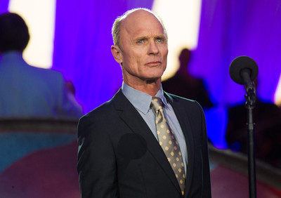 "Ed Harris currently stars on screen in director Michael Bay's ""Pain and Gain"" with Mark Wahlberg and Dwayne Johnson. His next film coming up is ""The Face of Love"" with Annette Bening for director Arie Posen."