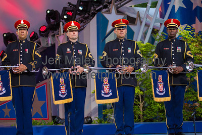 U.S. Army Herald Trumpets  The United States Army Herald Trumpets is the official fanfare ensemble for the president of the United States.