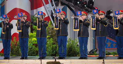National Memorial Day Concert, The United States Army Herald Trumpets