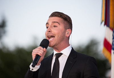 Nick Fradiani, National Memorial Day Concert