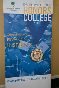 Honors College Medallion Ceremony