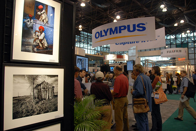 Photographers Gallery.   Images from PDN Magazine's PhotoPlus Expo & Conference which is an annual event was held at Jacob K. Javits Convention Center, New York, USA. I attended this in October 2007.