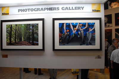 Nikon Photographers Gallery.  Images from PDN Magazine's PhotoPlus Expo & Conference which is an annual event was held at Jacob K. Javits Convention Center, New York, USA. I attended this in October 2007.