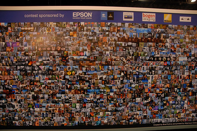 Contest sponsored by EPSON - Exceed your vision. Images from PDN Magazine's PhotoPlus Expo & Conference which is an annual event was held at Jacob K. Javits Convention Center, New York, USA. I attended this in October 2007.