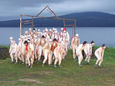 """""""PEER GYNT"""" ved Gålåvatnet 05/08/2011  www.peergynt.no www.peergynt.no/english ---  Foto: Jonny Isaksen"""