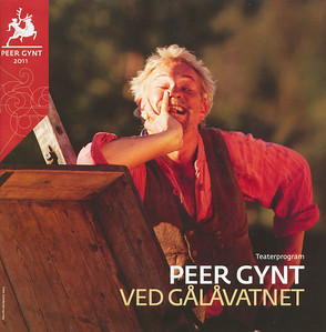 """PEER GYNT"" ved Gålåvatnet 05/08/2011   --- Program"