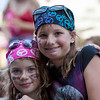 Children enjoying the music on main stage. (Howard Pitkow/for Newsworks)