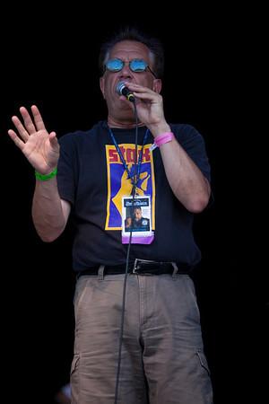 Folk Festival Director Michael Cloeren. (Howard Pitkow/for Newsworks)