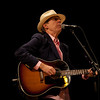 Joh Hiatt performed on Main Stage Saturday night.  (Howard Pitkow/for Newsworks)