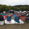 The view of the Martin Guitar main stage from the top of the hill. (Howard Pitkow/for Newsworks)