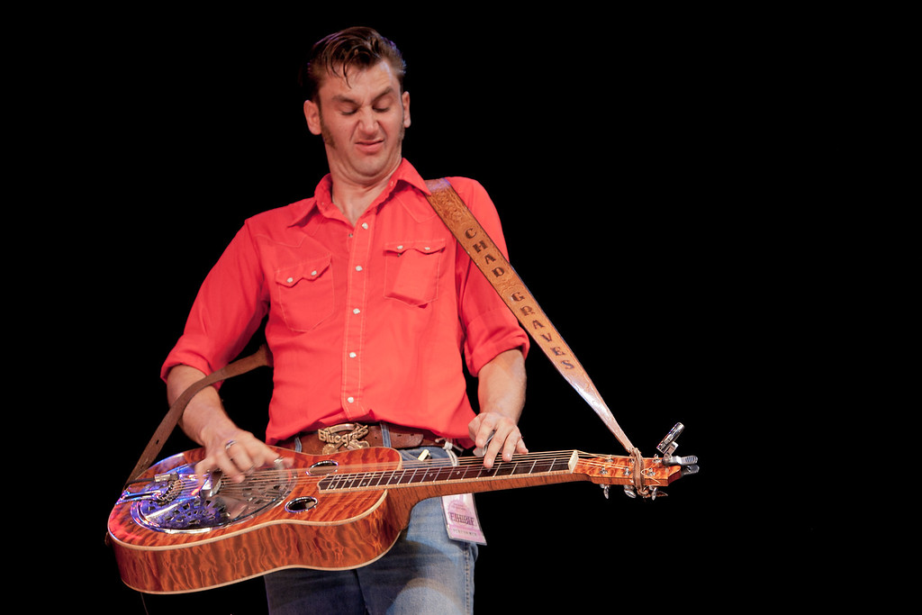 Winner of best bluegrass band at Telluride in 2009 The Hillbenders performed on Sunday. (Howard Pitkow/for Newsworks)
