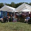 """Who Hill"" a popular regular Folk Fest camp site. (Howard Pitkow/for Newsworks)"