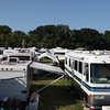 Motor Home camping at the Philly Folk Festival. (Howard Pitkow/for Newsworks)