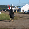 Many campers bring instruments with them to the Folk Festival campground. (Howard Pitkow/for Newsworks)
