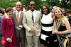 Guests at the Morris Arboretum Moonlight and Roses Gala June 5, 2015 include, from left, Lisa and CRaig Folkert, Teddy and Lauren Coleman, and Carla Wynn.<br /> Bob Raines--Montgomery Media
