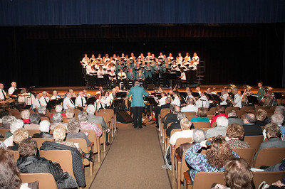 "Photos by Weldon Photography. ""Our Musical Heritage"" presented by the Rajah Shrine Chanters with guests Ringgold Band and community chorus."
