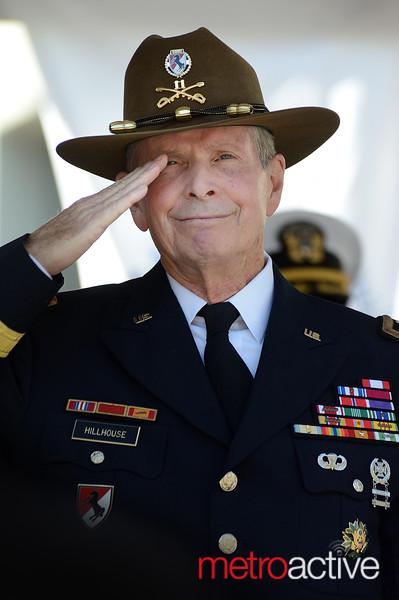 (retired) Major General Kent Hillhouse