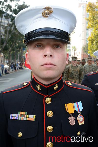 ROTC Marine