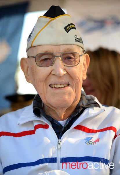 Warren Upton - Pearl Harbor Survivor (USS Utah)