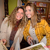 Grace Benham and Rachel Reen (both) of San Jose - Art Boutiki Music Hall attending Odd Numbers show