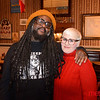 Keith Brinkley and Kristy Williams of San Jose enjoy a night out at Trials Pub