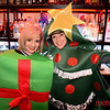 (L) Nicole Roman and Rina Santoro of San Jose serve up both Holiday and Liquid Spirits at Jack's Bar & Lounge