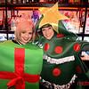 (L) Nicole Roman and Rina Santoro of San Jose serve up both Holiday and Liquid Spirits at Jack's Bar & Lounge