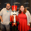 Arnab Sarkar of Foster City and Deepti Bahel of Santa Clara - NutCracker at the San Jose Center for the Performing Arts