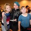 (LtoR) Avery, Jordyn, and Peyton Long of San Jose - NutCracker at the San Jose Center for the Performing Arts