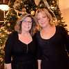 (L) Cynthia Ubelhor of San Jose and Gabrielle Hashemi of Fremont hold down business at Teske's Germania