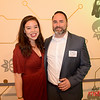 Alyssa and Rusty Hunter of Morgan Hill - Young Professionals Holiday Cocktail Party - San Jose Museum of Art