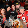 (LtoR) Nichole Kindermar, Suzie Kako, Heather Frost, Eric Jacobson and Mike Stewart at Coachs in Campbell