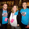(LtoR) Ian  Keddy, Nicole Smity and Todd Dawn downtown San Jose for a scavenger hunt and networking event