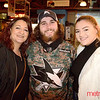 (LtoR) Dee Gilletti, Tyler McGraw and Bella Trapani at San Pedro Market Square