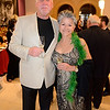 Donald and Esther Gamberutti at Hotel De Anza for the 3rd Annual Gala Celebrating Little Italy