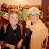 Kathy Sure (L) and Jan Fox at Hotel De Anza for the 3rd Annual Gala Celebrating Little Italy