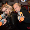 LvL Up Downtown San Jose Arcade: Soft Opening! Britt Hart (L) and Dana Trauger both of San Jose