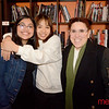 San Jose Jazz Winterfest: (LtoR) Renata Lopez, Vickey Kim and Sarah Lapenta at Art Boutiki Music Hall