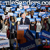2020 Presidential Candidate: Bernie Sanders Rally in San Jose - McEnry Convention Center 01 March