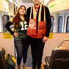 Maritza Rivera with boyfriend Ed Atilano both of Long Beach