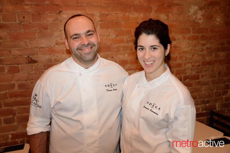 Pastelaria Adega Grand Opening - David Costa and Jessica Carreira