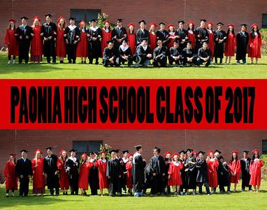 PHS Graduation 2017