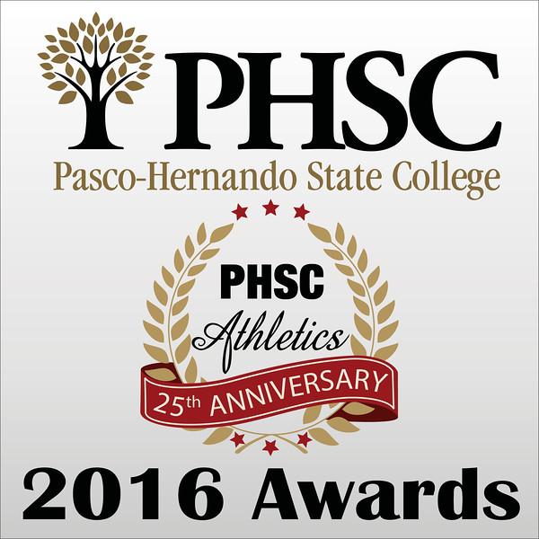 1 1 1 1 PHSC Athletics 25 Ann Awds SQ