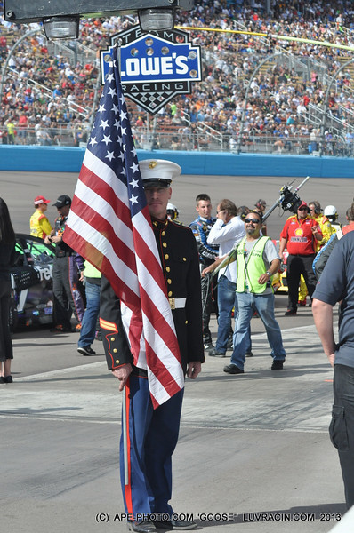 LOWE'S RACING , MARINES