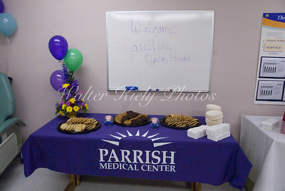PMC Care Here Employee Clinic Ribbon Cutting