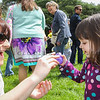 Gina and Mia Conklin at The Petaluma Mother's Club  Easter Egg Hunt at McNear Park on April 12, 2014