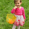 Linden Loutsch at The Petaluma Mother's Club  Easter Egg Hunt at McNear Park on April 12, 2014