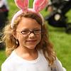 Nizhoni Salazar at The Petaluma Mother's Club  Easter Egg Hunt at McNear Park on April 12, 2014