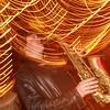 Dixie Giant muscian. On Monday Feb 24, 2014 The Petaluma Music Festival held a Mardi Gras fundraiser at  Lagunitas.