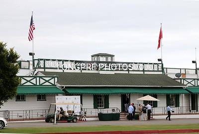 Club House...Santa Barbara Polo and Racquet Club.